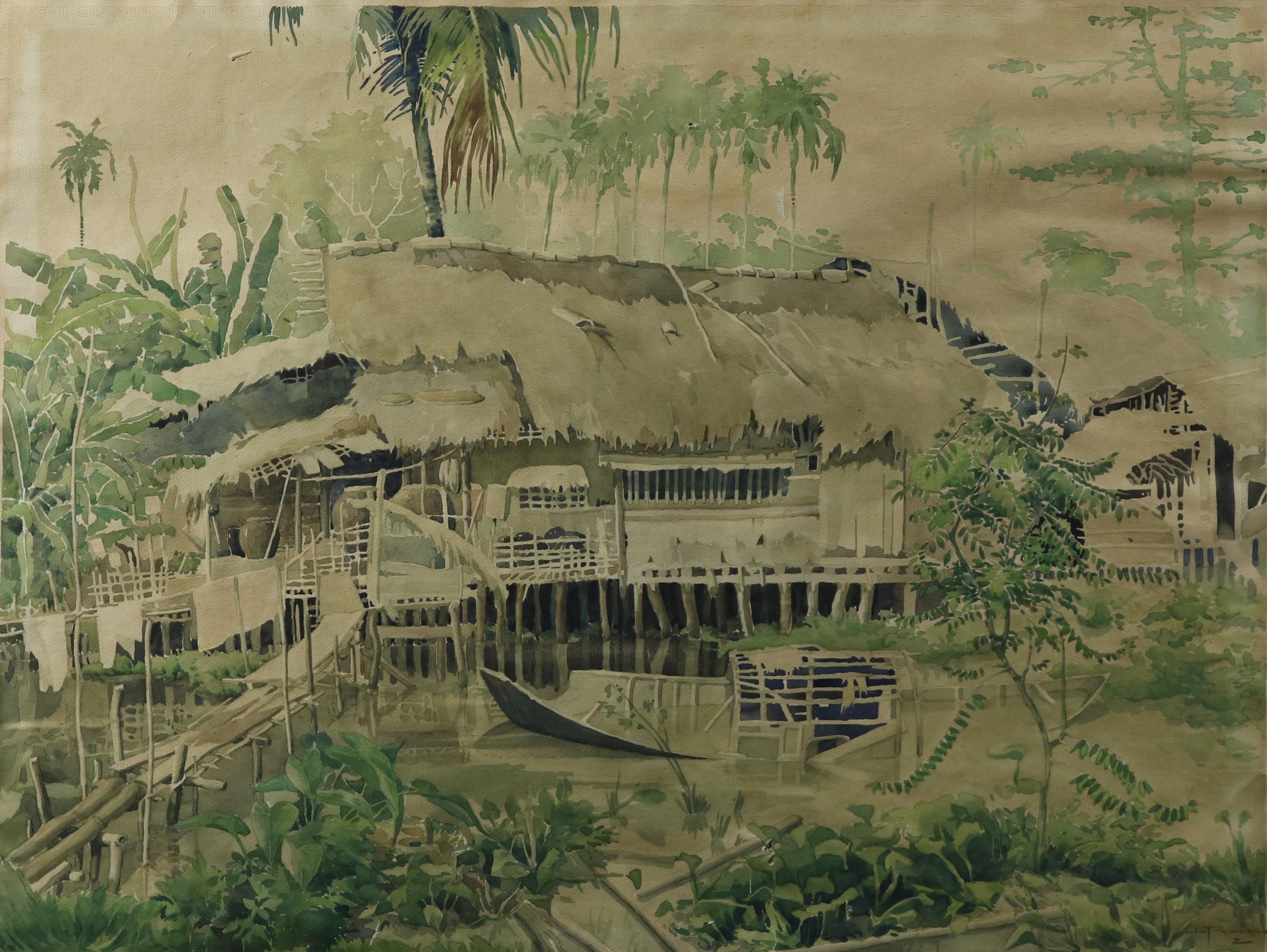 Nhà bên sông