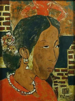 Cô gái H'Mông